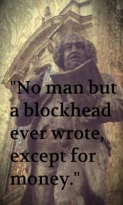 blockhead Johnson