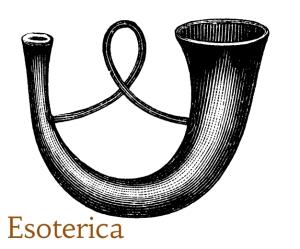 Button Esoterica