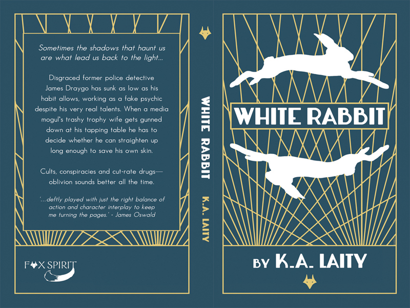 Cover designed by the fabulous S. L. Johnson
