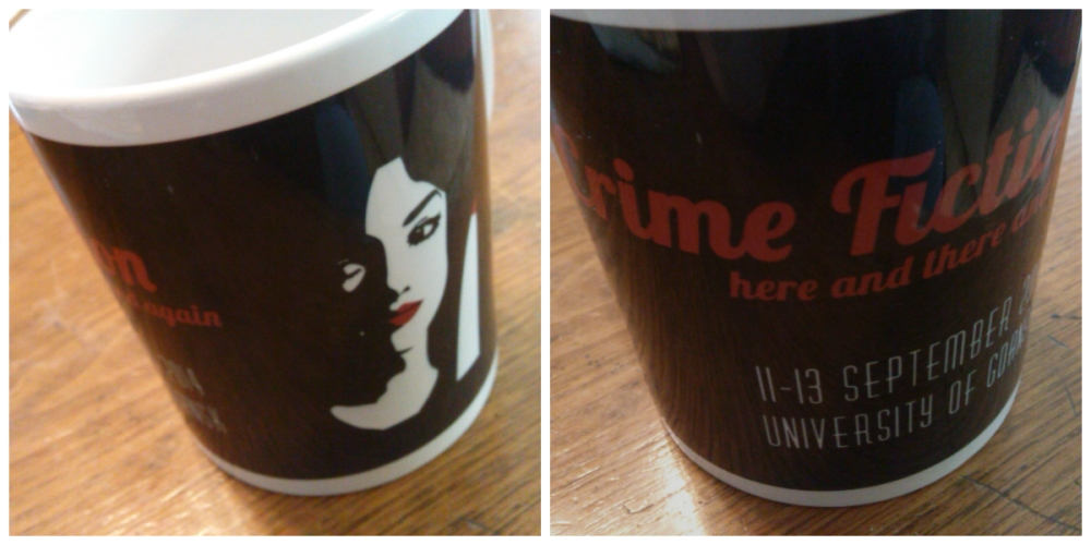 Crime Fiction Mug