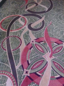 Legendary Marriott carpet