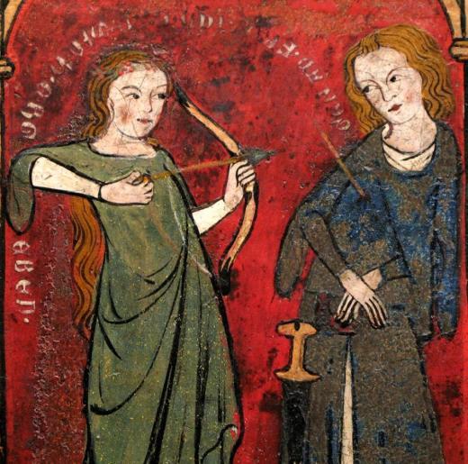 lady-love-arrow