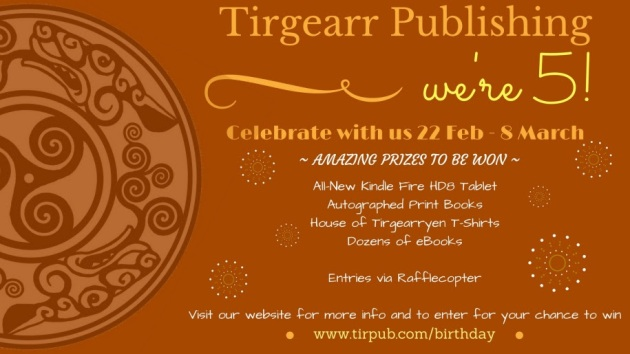 tirgearr-5th-birthday