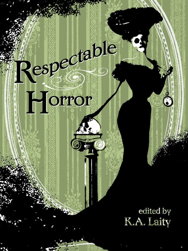 Respectable Horror - Front cover web