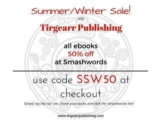 tirgearr smashwords sale